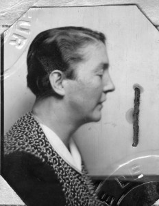Ru Pare, pasfoto jaren 30.