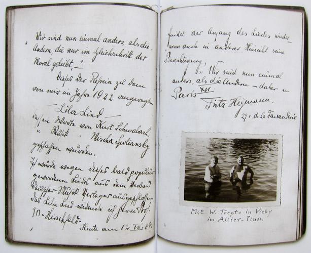 Hirschfeld en het Lila Lied